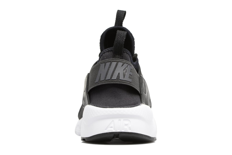 Baskets Nike Air Huarache Run Ultra Se (Gs) Noir vue droite