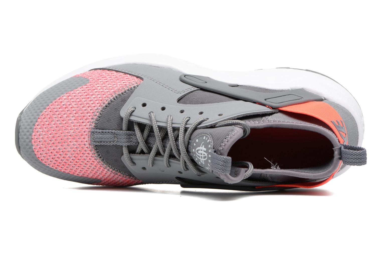 Baskets Nike Air Huarache Run Ultra Se (Gs) Gris vue gauche