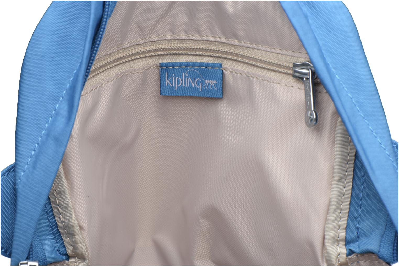 Zaini kipling FAST Mini sac à dos Azzurro immagine posteriore
