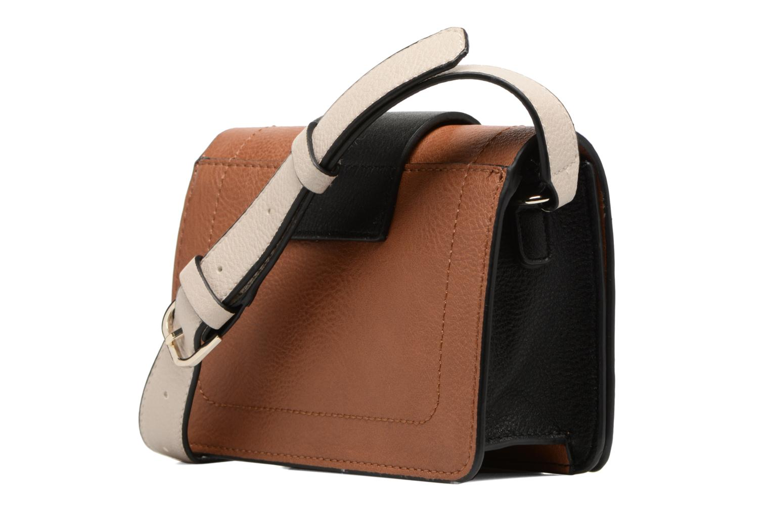 Sacs à main Guess Crossbody Mooney Marron vue droite