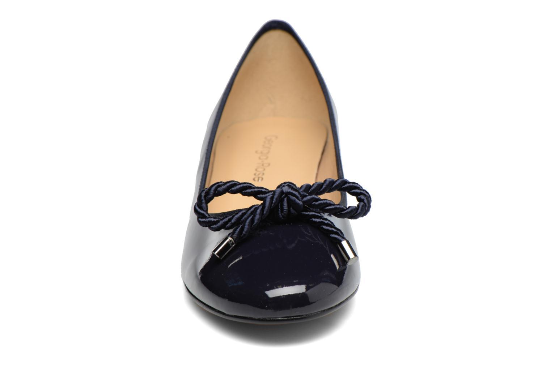 Ballerines Georgia Rose Sacouva Bleu vue portées chaussures
