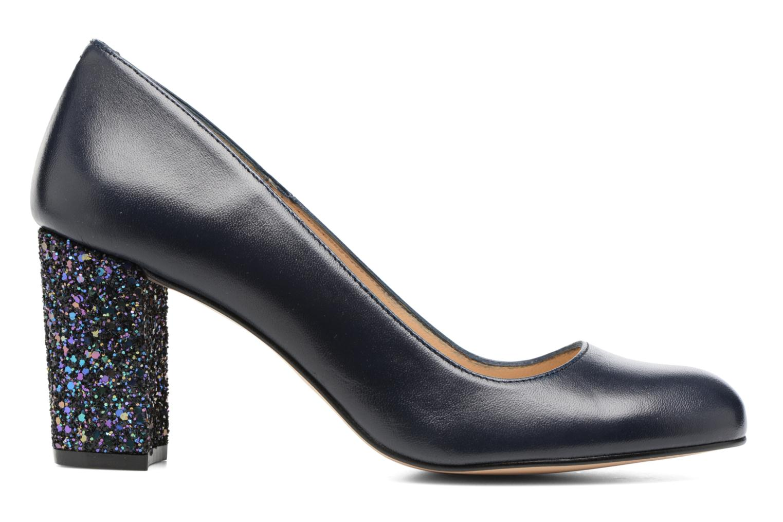 High heels Georgia Rose Salight Blue back view