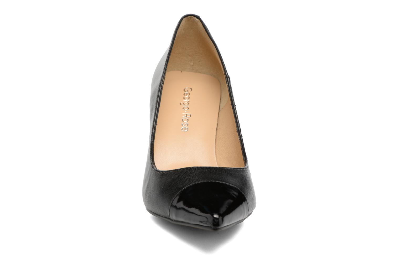 Escarpins Georgia Rose Sophia Noir vue portées chaussures