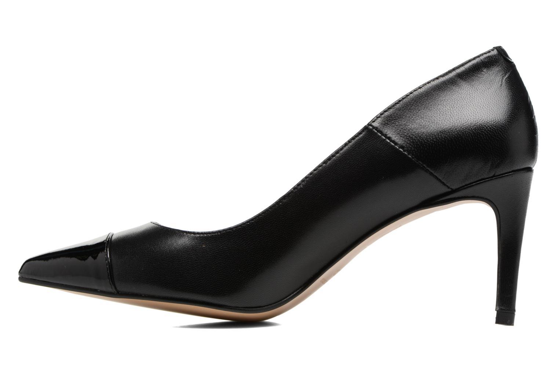 High heels Georgia Rose Sophia Black front view