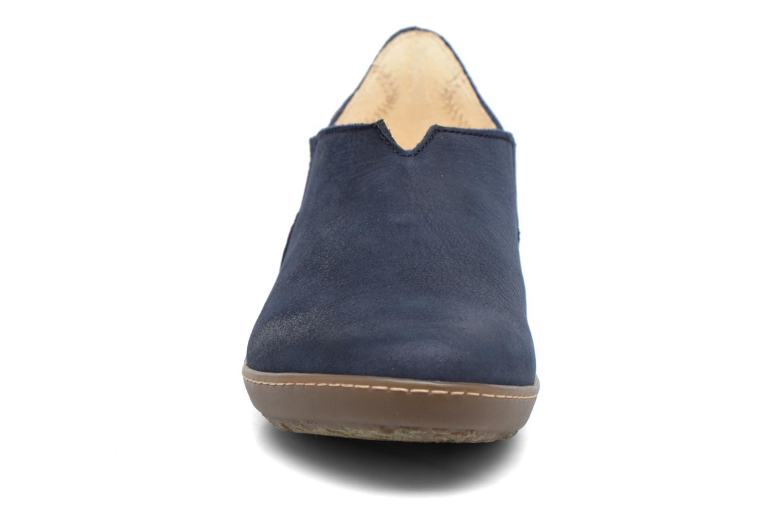 Mocassins El Naturalista Bee ND80 Bleu vue portées chaussures