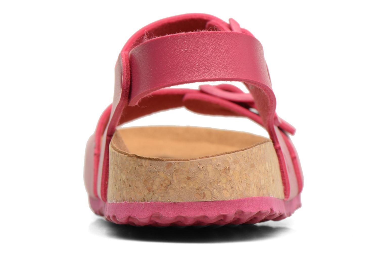 Sandales et nu-pieds El Naturalista Waraji NE57 Rose vue droite