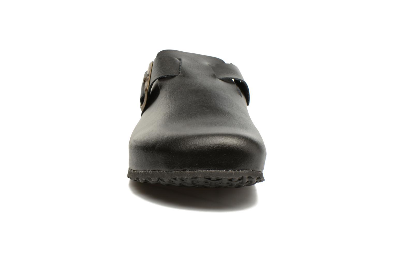 Sandales et nu-pieds El Naturalista Waraji NE32 M Noir vue portées chaussures