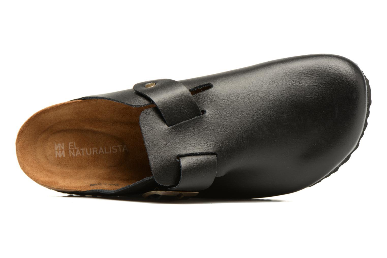 Sandales et nu-pieds El Naturalista Waraji NE32 M Noir vue gauche
