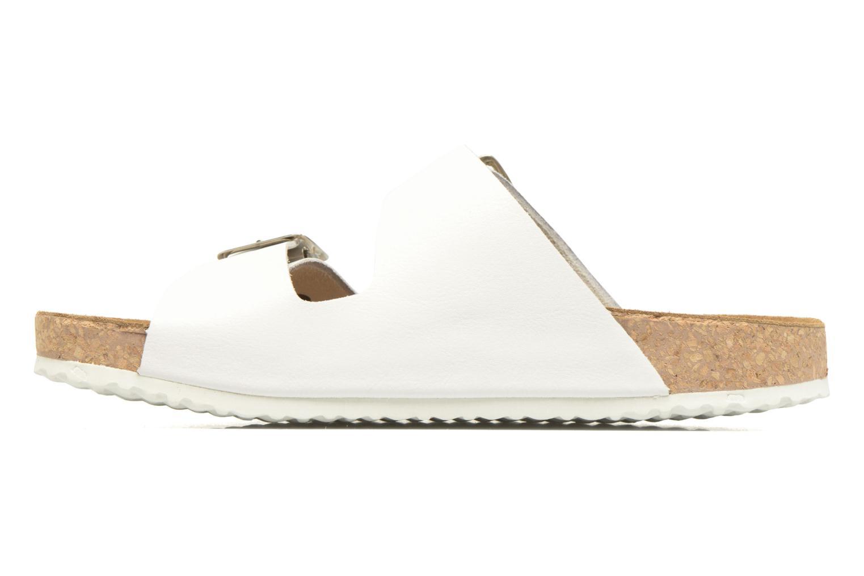 Sandales et nu-pieds El Naturalista Waraji NE30 M Blanc vue face