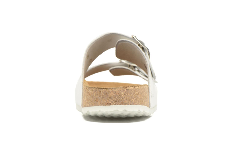 Sandales et nu-pieds El Naturalista Waraji NE30 M Blanc vue droite