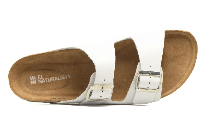 Sandales et nu-pieds El Naturalista Waraji NE30 M Blanc vue gauche