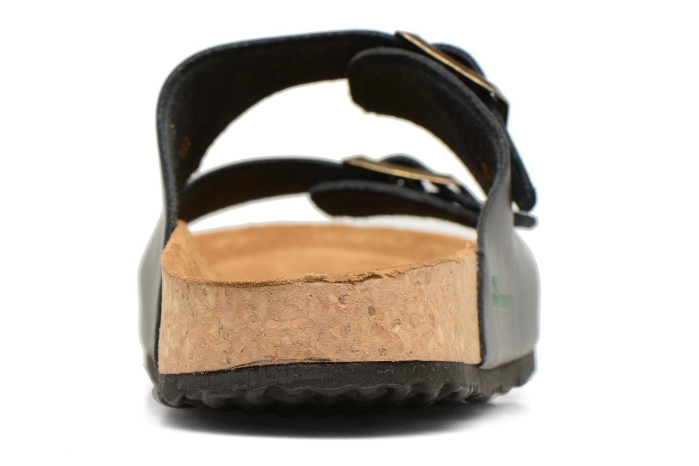 Sandales et nu-pieds El Naturalista Waraji NE30 Noir vue droite