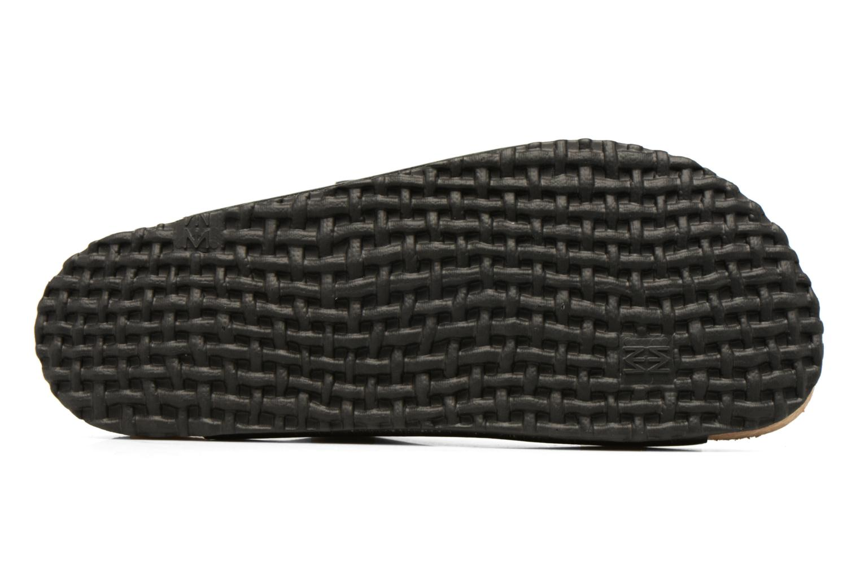 Sandales et nu-pieds El Naturalista Waraji NE30 Noir vue haut