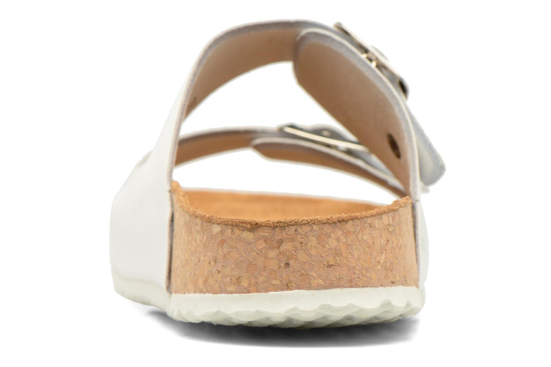 Waraji NE30 Smooth Leather White