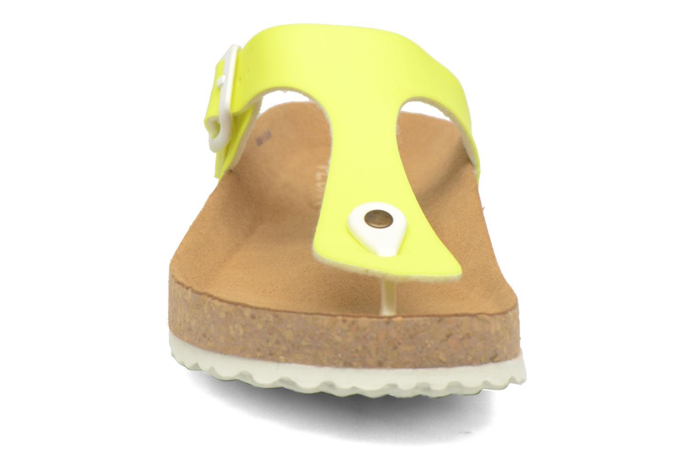 Grandes descuentos últimos zapatos El Naturalista Waraji NE69 (Amarillo) - Zuecos Descuento