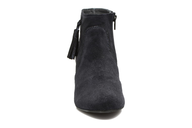 Bottines et boots Georgia Rose Cemode Bleu vue portées chaussures