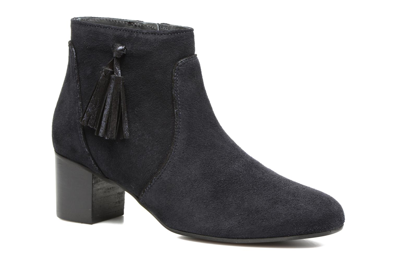 Bottines et boots Georgia Rose Cemode Bleu vue détail/paire