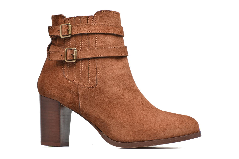 Bottines et boots Georgia Rose Cepari Marron vue derrière