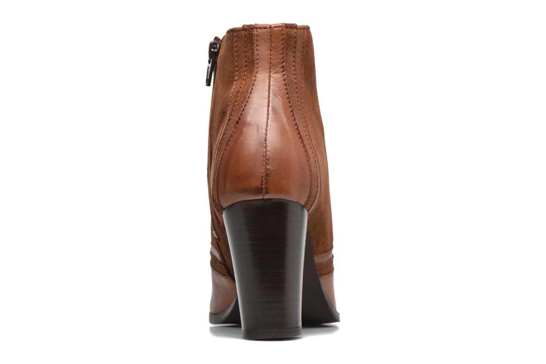 Bottines et boots Georgia Rose Cepart Marron vue droite