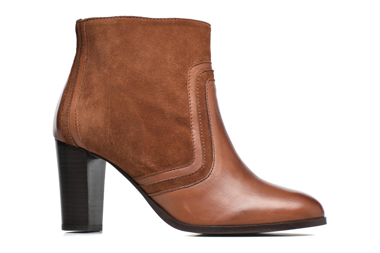 Bottines et boots Georgia Rose Cepart Marron vue derrière