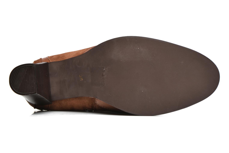 Bottines et boots Georgia Rose Cepart Marron vue haut