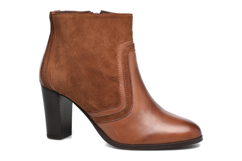 Bottines et boots Georgia Rose Cepart Marron vue détail/paire