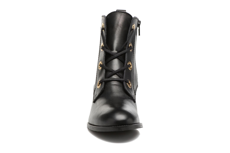 Bottines et boots Georgia Rose Celolon Noir vue portées chaussures