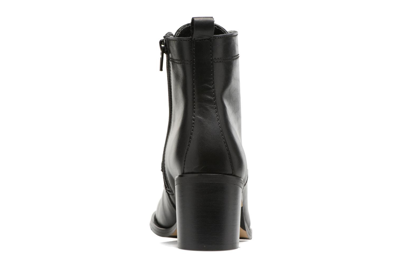 Bottines et boots Georgia Rose Celolon Noir vue droite