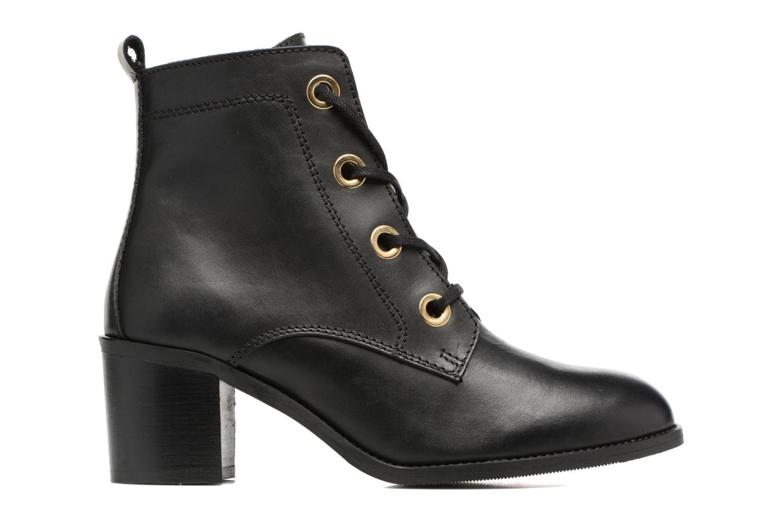 Bottines et boots Georgia Rose Celolon Noir vue derrière