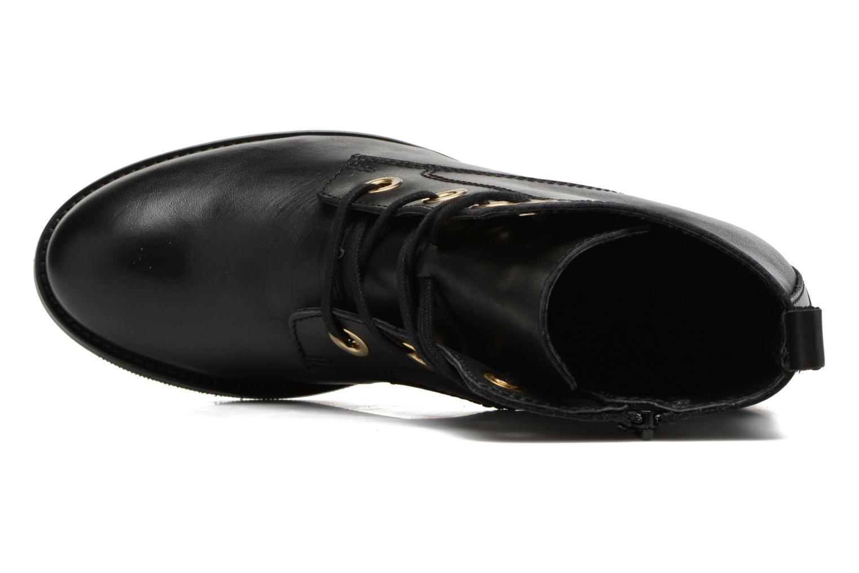 Bottines et boots Georgia Rose Celolon Noir vue gauche