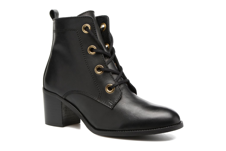 Bottines et boots Georgia Rose Celolon Noir vue détail/paire