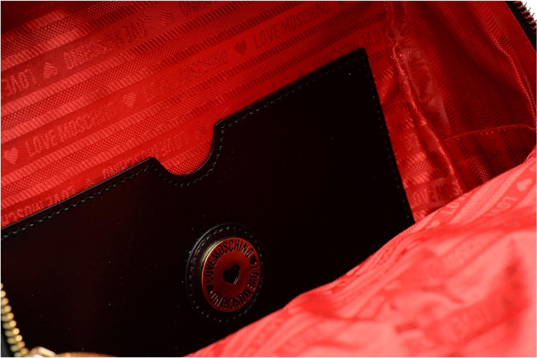 Sacs à dos Love Moschino Sac à dos Quilded Noir vue derrière
