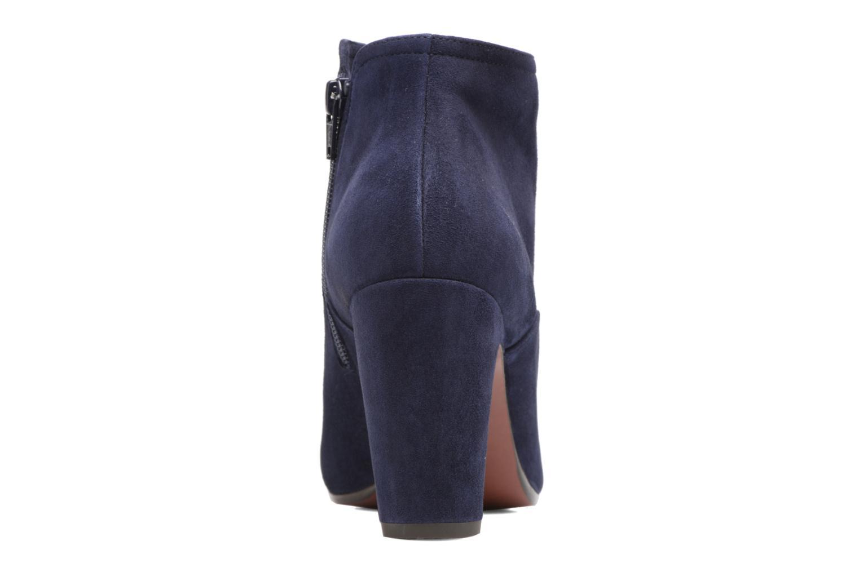 Bottines et boots Chie Mihara X-Fedora 31 Bleu vue droite
