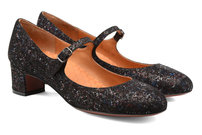 Zapatos de tacón Chie Mihara Nead Negro vista 3/4