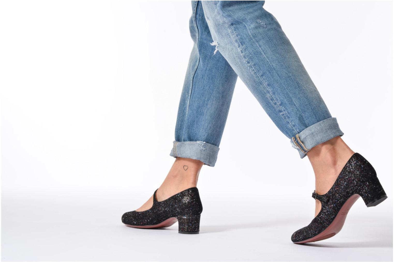 Zapatos de tacón Chie Mihara Nead Negro vista de abajo
