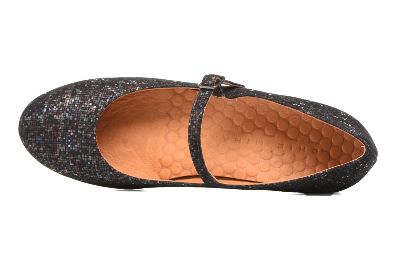 Zapatos de tacón Chie Mihara Nead Negro vista lateral izquierda