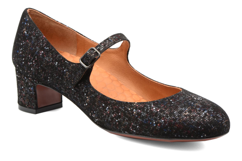 Zapatos de tacón Chie Mihara Nead Negro vista de detalle / par