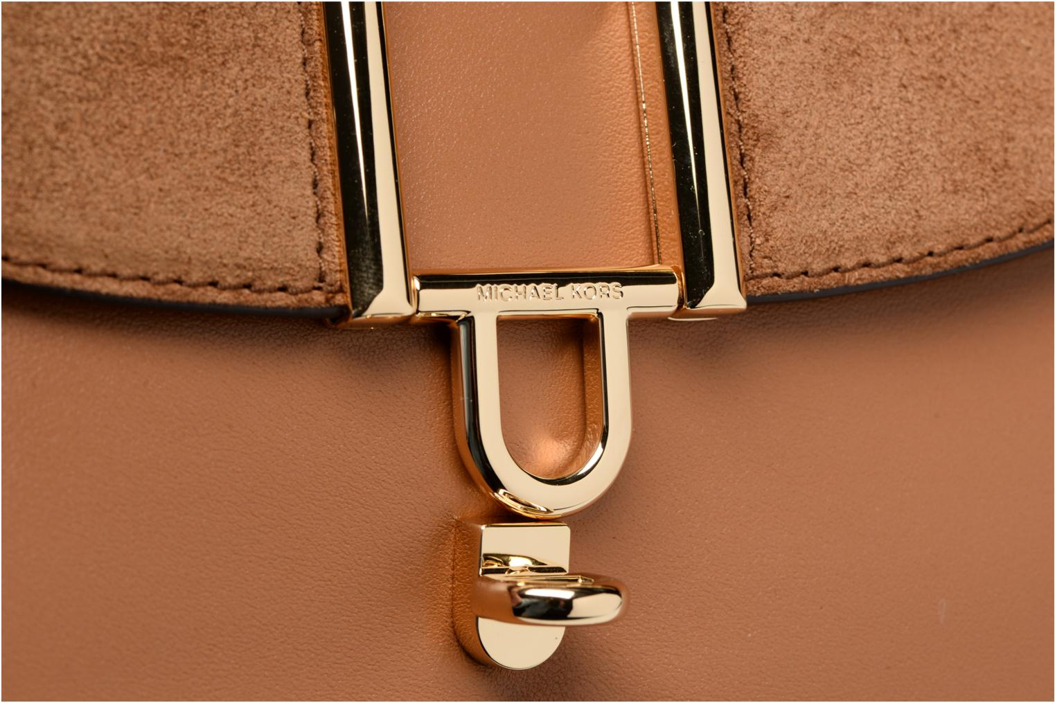 Delfina LG Saddle Bag 532 Acorn