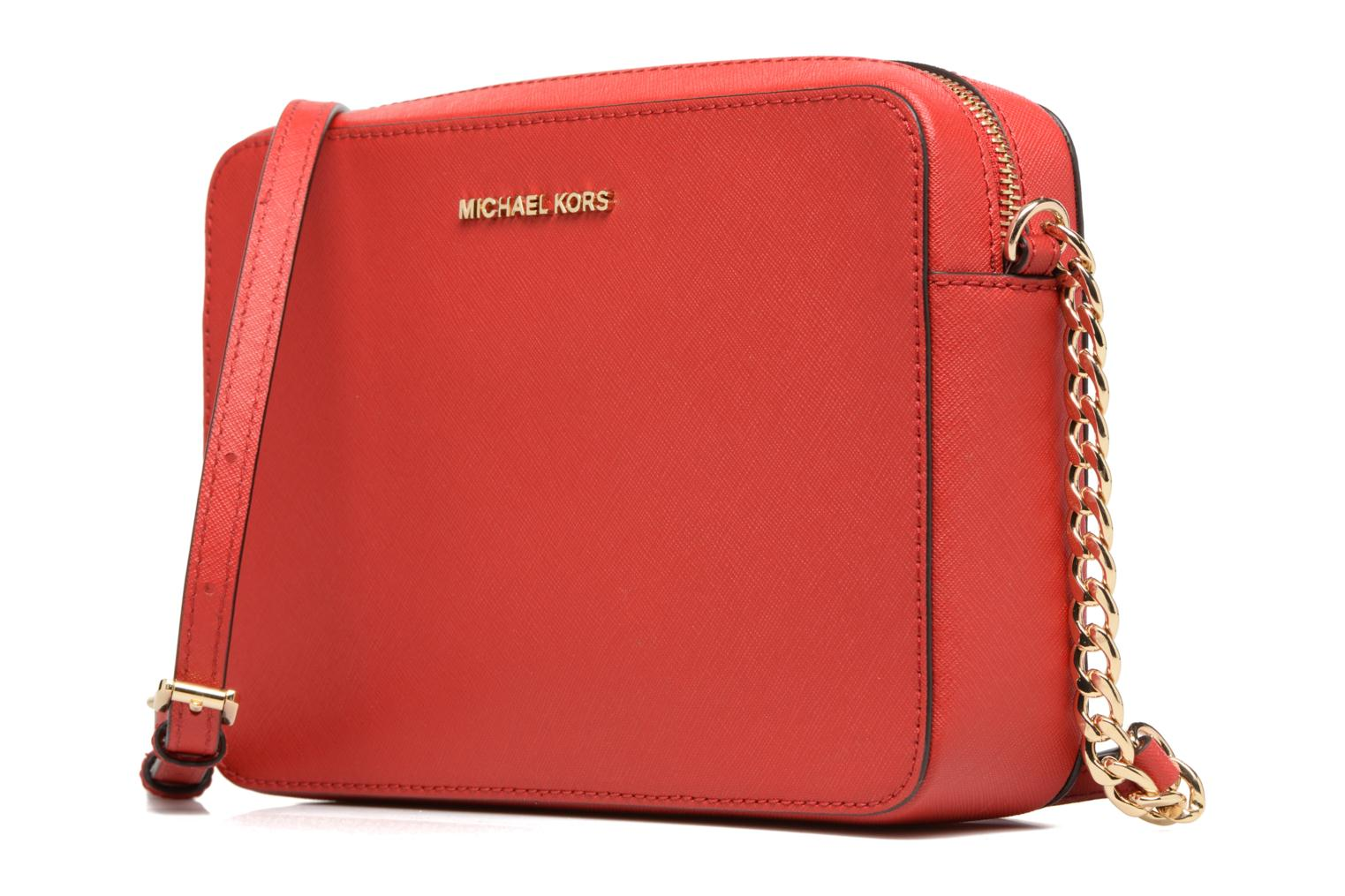 LG EW Crossbody 204 Bright red