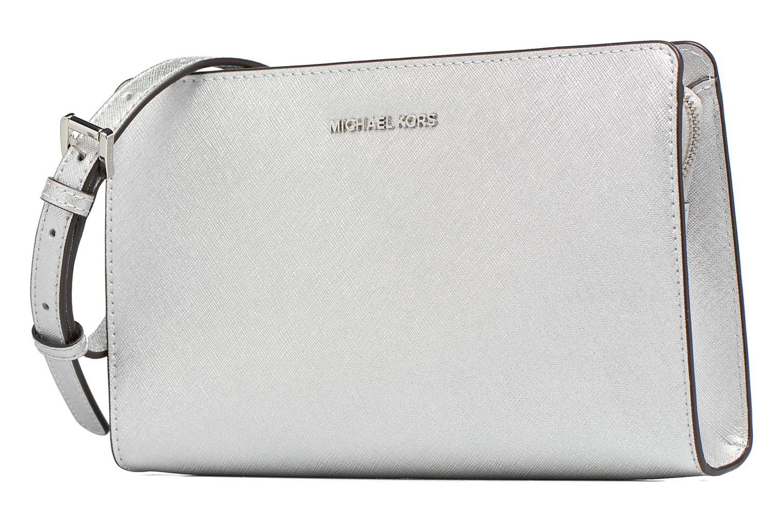 Jet Set Travel LG Clutch 040 silver