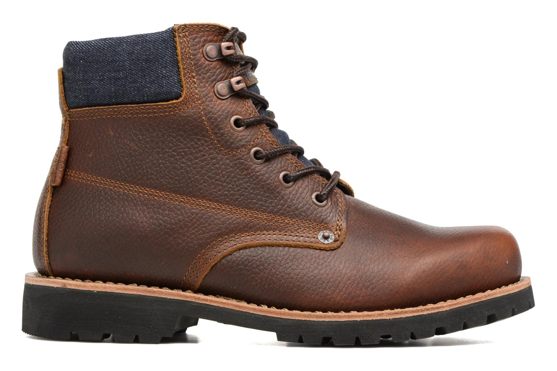 Bottines et boots Levi's Jackson Marron vue derrière