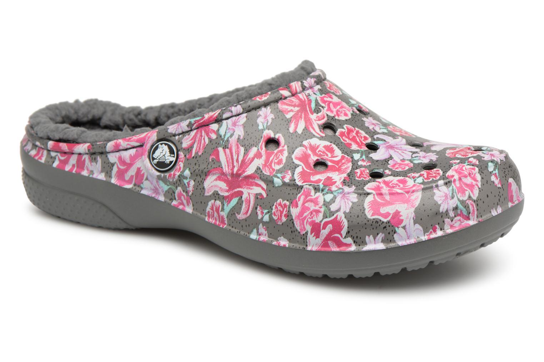 Liquidación de temporada Crocs Crocs Freesail Graphic Lined (Rosa) - Zuecos en Más cómodo