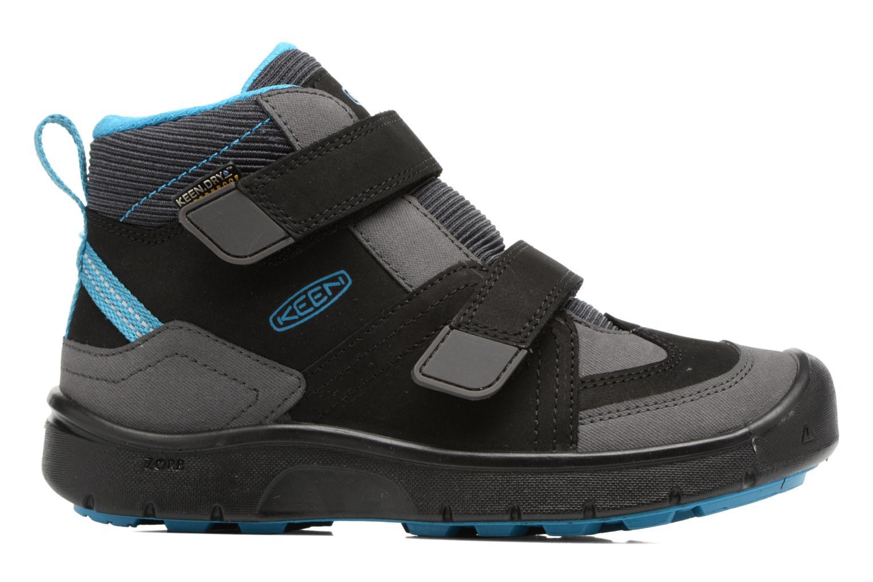 Hikeport Mid Strap Black/Blue Jewel