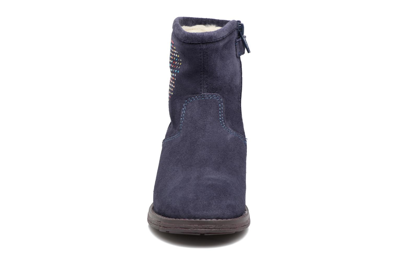 Bottines et boots Agatha Ruiz de la Prada Vagabunda 2 Bleu vue portées chaussures