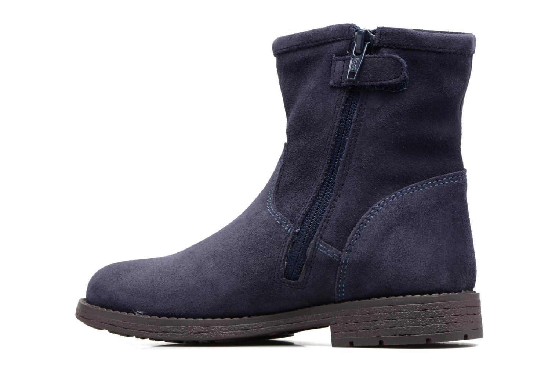 Bottines et boots Agatha Ruiz de la Prada Vagabunda 2 Bleu vue face