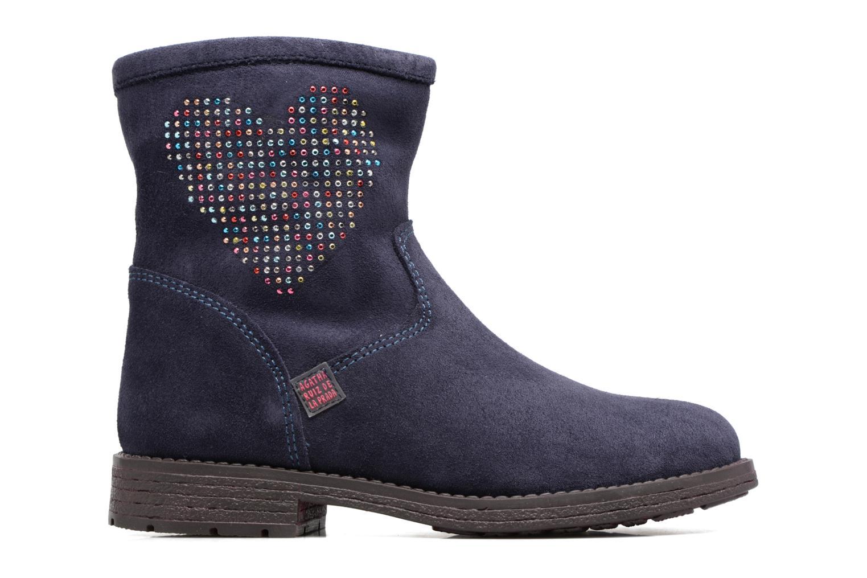 Bottines et boots Agatha Ruiz de la Prada Vagabunda 2 Bleu vue derrière