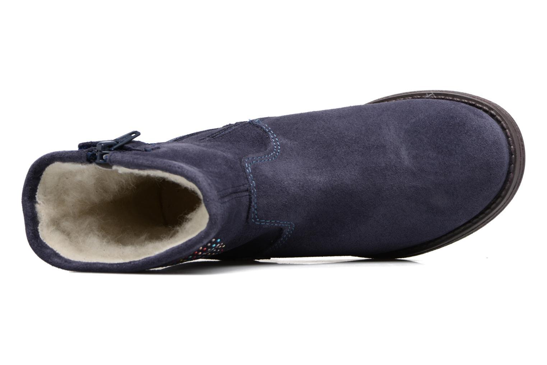 Bottines et boots Agatha Ruiz de la Prada Vagabunda 2 Bleu vue gauche