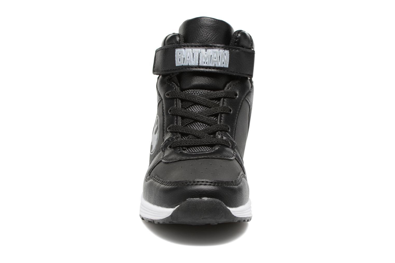 Baskets Batman Bat Moris Noir vue portées chaussures