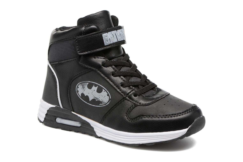 Baskets Batman Bat Moris Noir vue détail/paire
