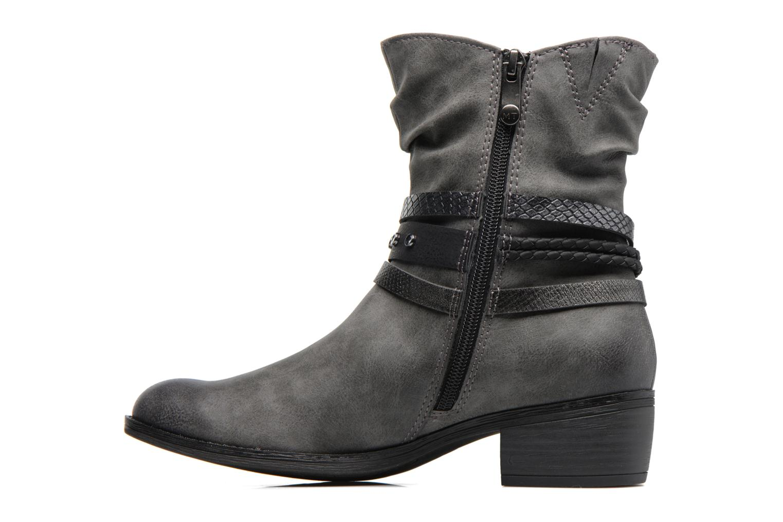 Bottines et boots Marco Tozzi Guppy 2 Gris vue face